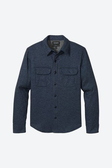 The Quilted Shirt Jacket Extended Sizes