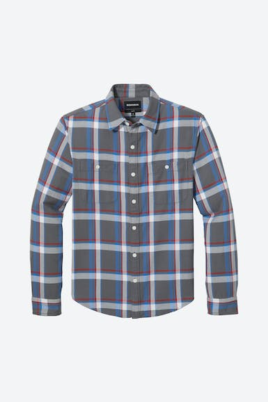 Flannel Shirt Extended Sizes