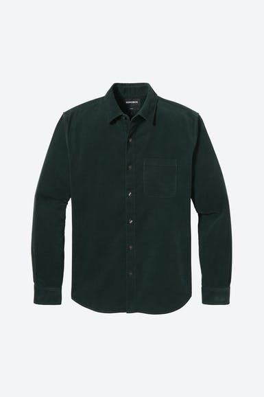 The Cord Shirt Extended Sizes