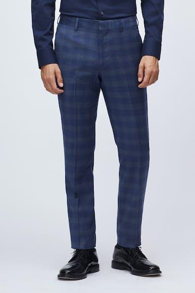 Jetsetter Stretch Italian Wool Suit Pant