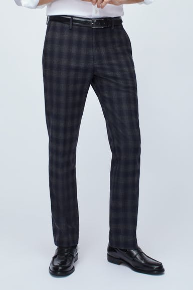 Italian Stretch Wool Dress Pants