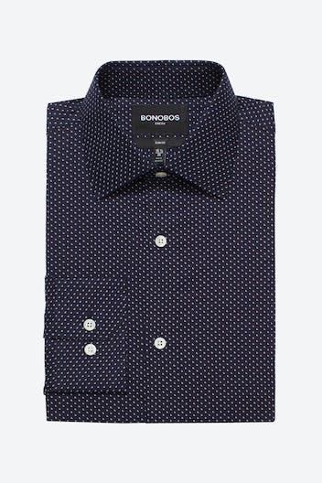 Jetsetter Stretch Dress Shirt Extended Sizes