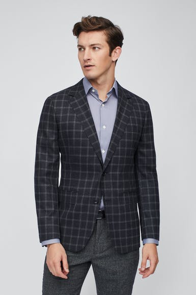 Jetsetter Stretch Wool Blazer