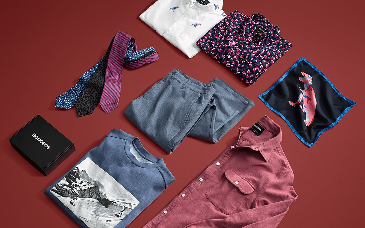 Header showing products for the Gifts Under $49 category