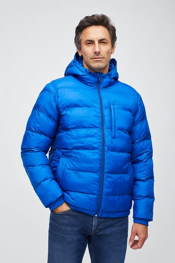 The Hooded Puffer Jacket