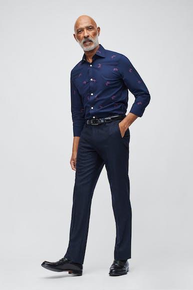 Premium Wool Trousers