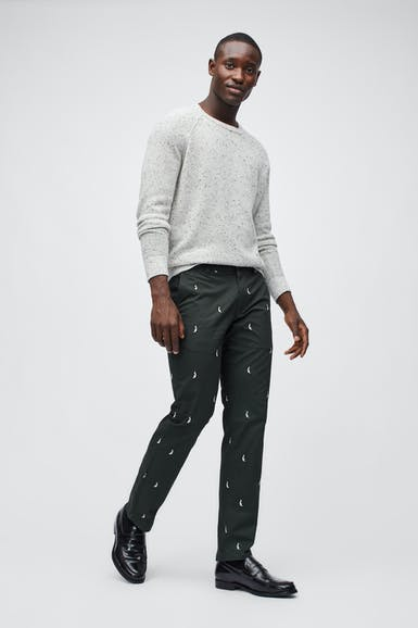 Holiday Critter Stretch Chinos