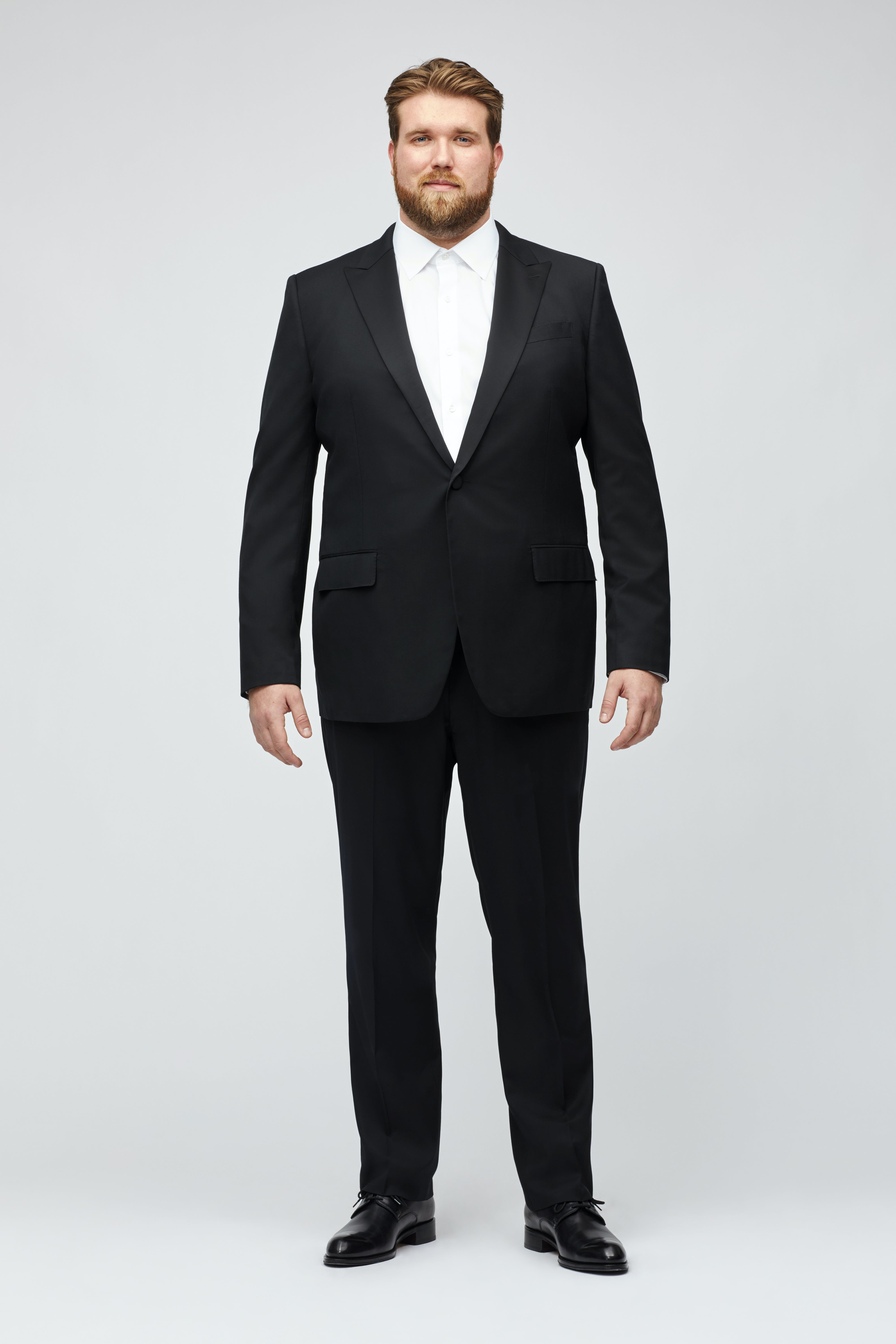 Italian Performance Tuxedo Jacket Extended Sizes