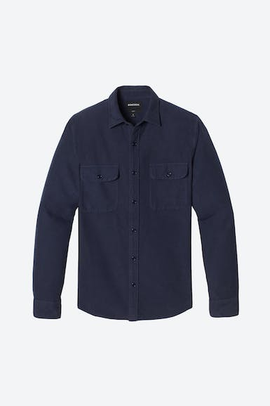 Moleskin Shirt Extended Sizes