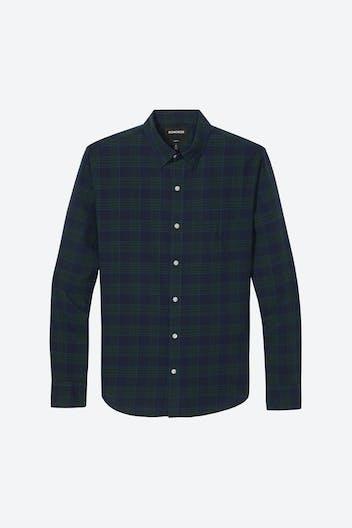 Lightweight Flannel Shirt Extended Sizes