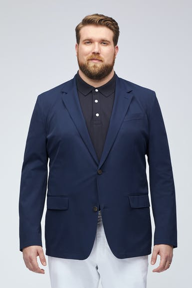 Tech Blazer Extended Sizes