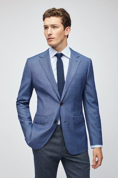 Italian Performance Wool Blazer
