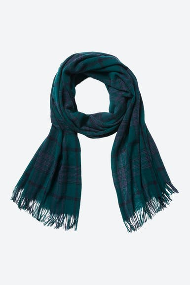 Wool Cashmere Scarf