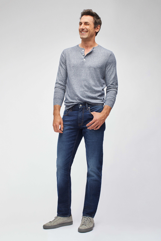 Stretch Eco Blue Jeans