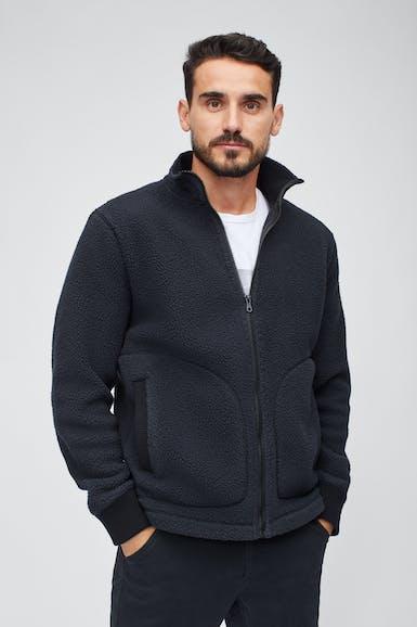 The Sherpa Fleece Jacket