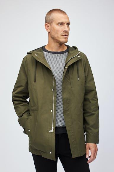 The Hooded Field Jacket
