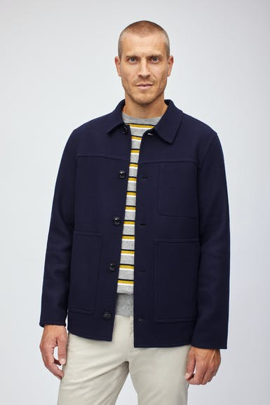 The Wool Chore Jacket