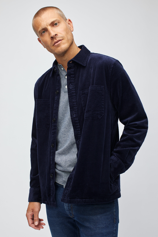 The Corduroy Shirt Jacket