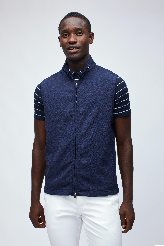 The Fleece Lined Golf Vest