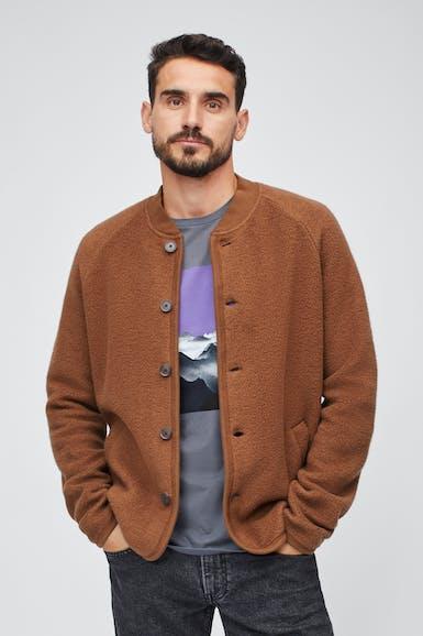 The Raglan Fleece Jacket