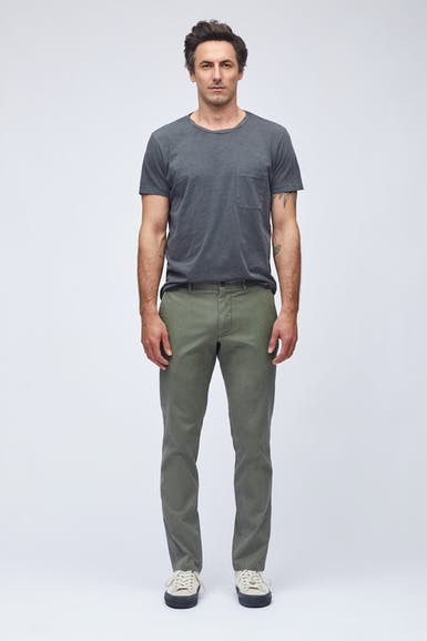 Stretch Organic Cotton Chinos