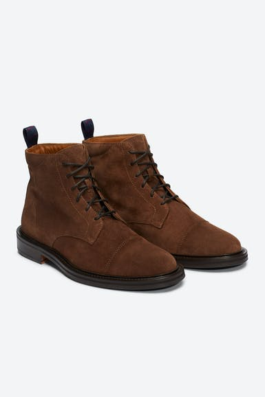The Blake Lace-Up Boot