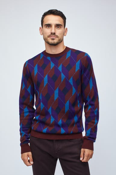 Limited-Edition Crew Neck Sweater