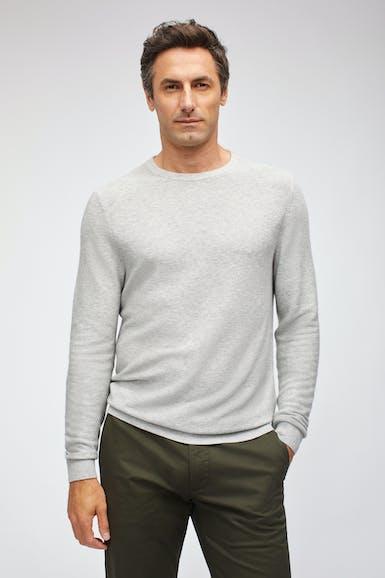 Eco Cotton Crew Neck Sweater