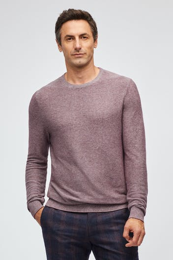 Eco Cotton Crew Neck Sweater