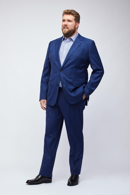 Italian Performance Suit Jacket Extended Sizes