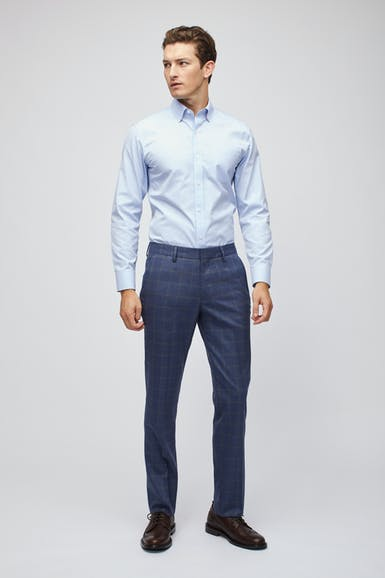 Jetsetter Stretch Wool Suit Pant