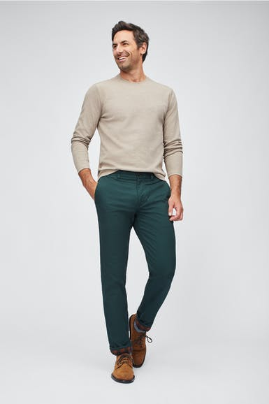 Flannel Lined Chinos