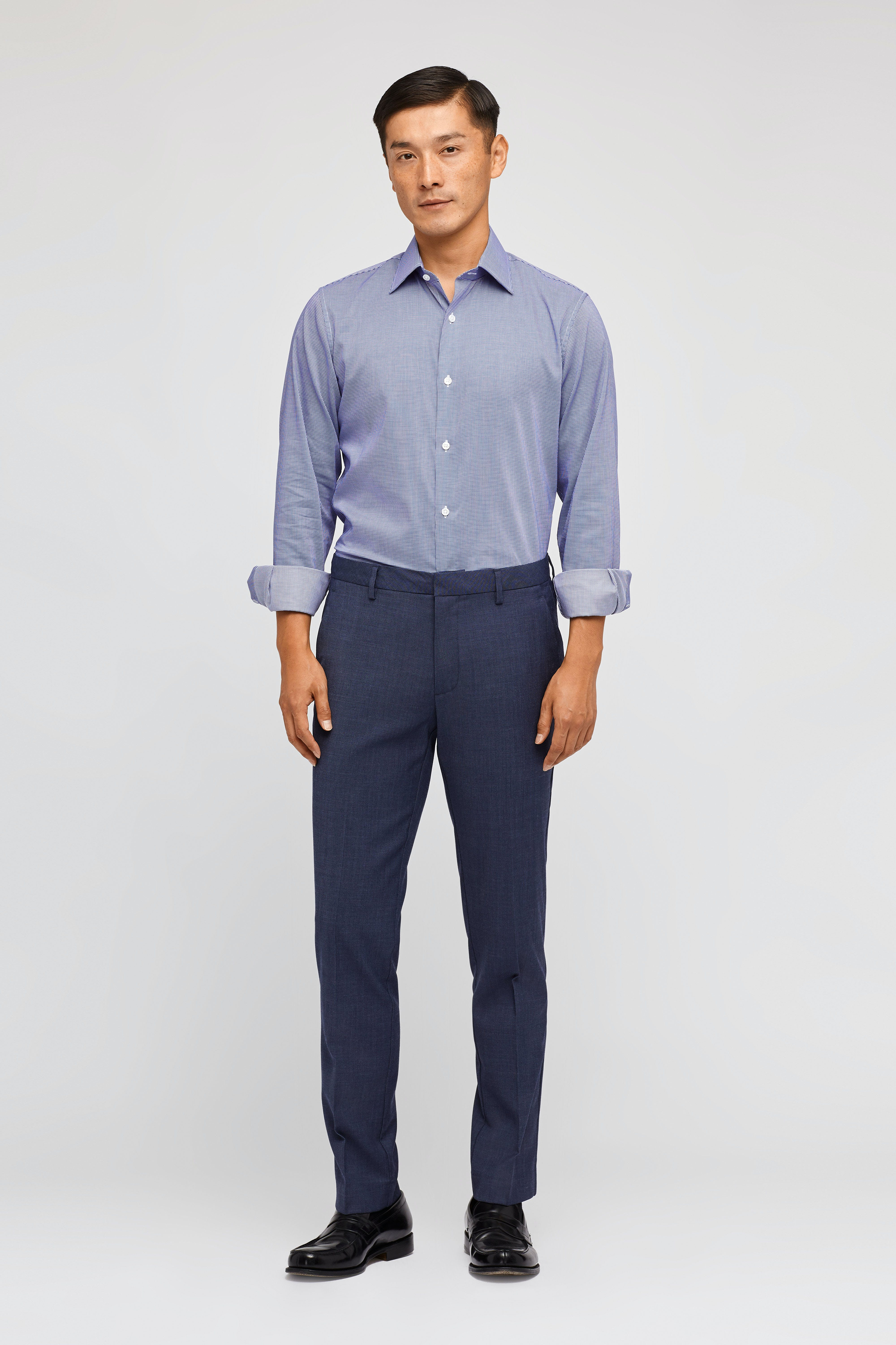 Tech Wool Dress Pants