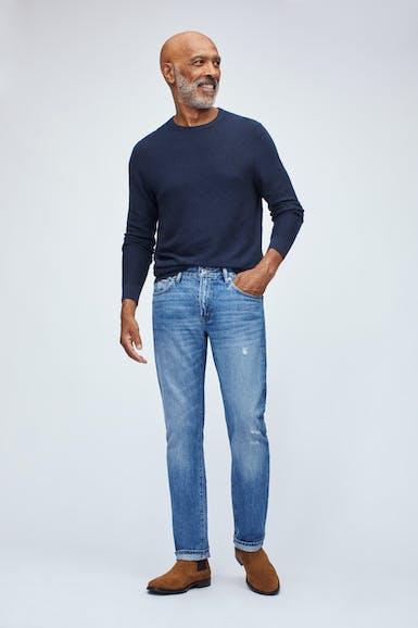 Organic Rigid Selvage Jeans