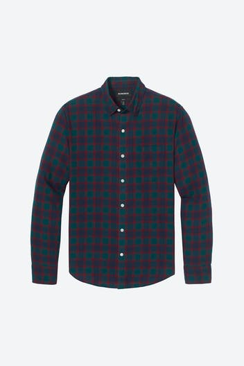 Lightweight Flannel Shirt Extended Sizes