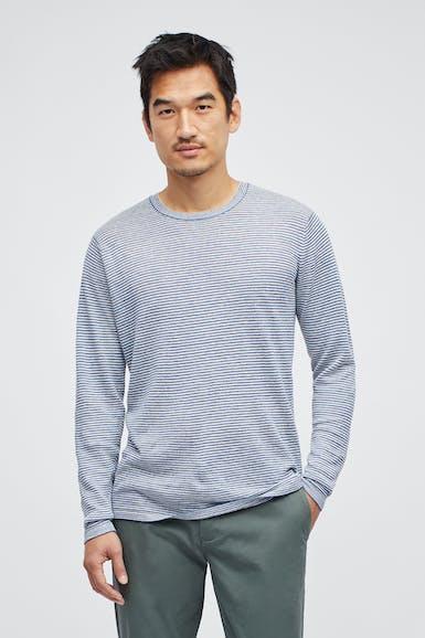 Linen Sweater Tee