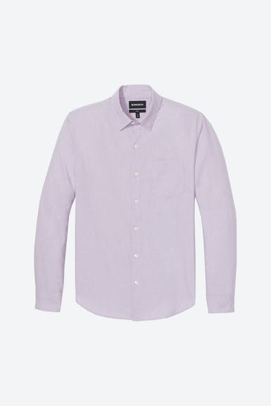 Brushed Button-Down Shirt