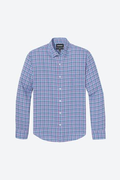 Brushed Button-Down Shirt