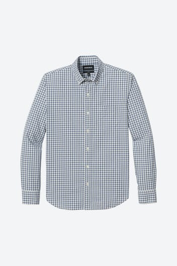 Washed Button Down Shirt