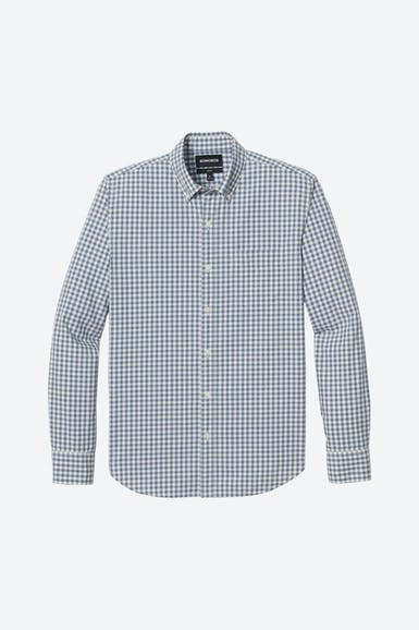 Washed Button Down Shirt