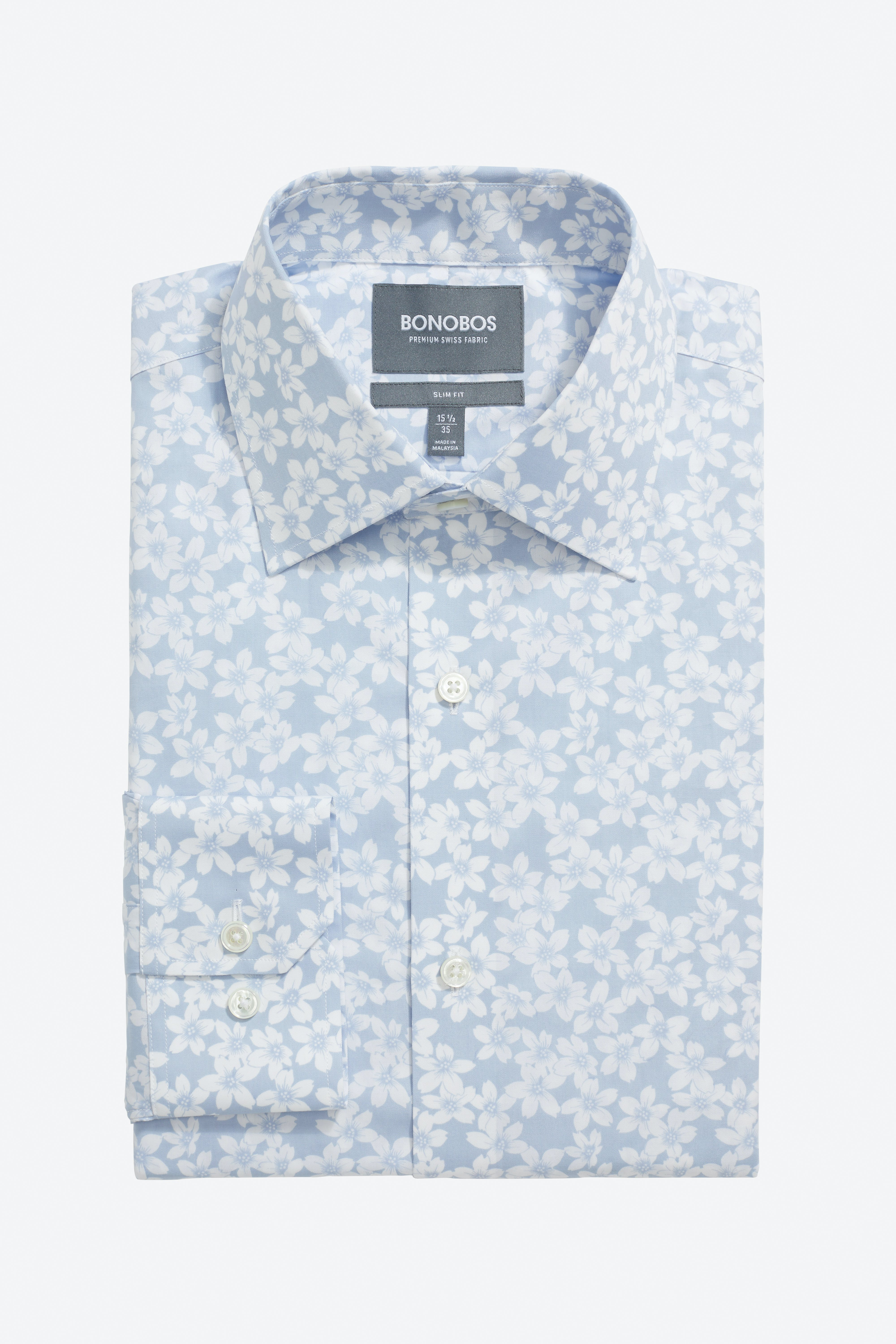Swiss Performance Dress Shirt