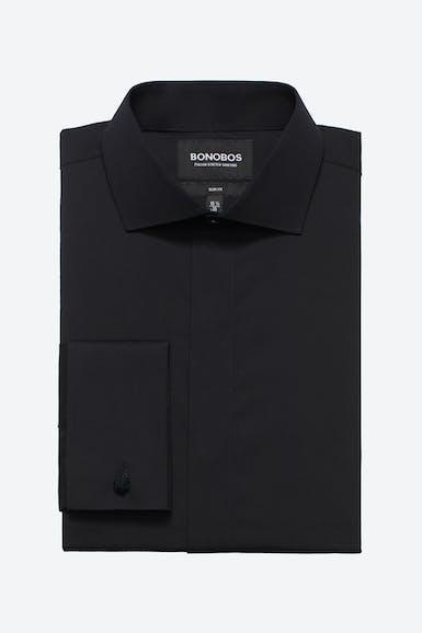 Stretch Tuxedo Shirt