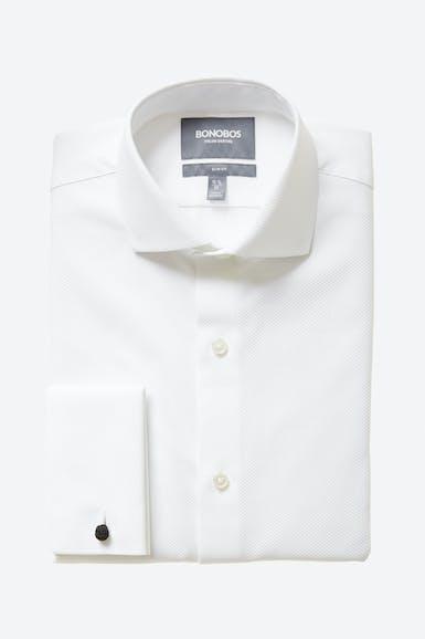 Tuxedo Shirt Extended Sizes