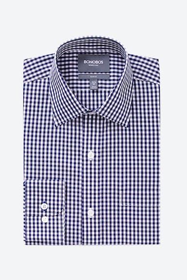 Daily Grind Wrinkle Free Dress Shirt