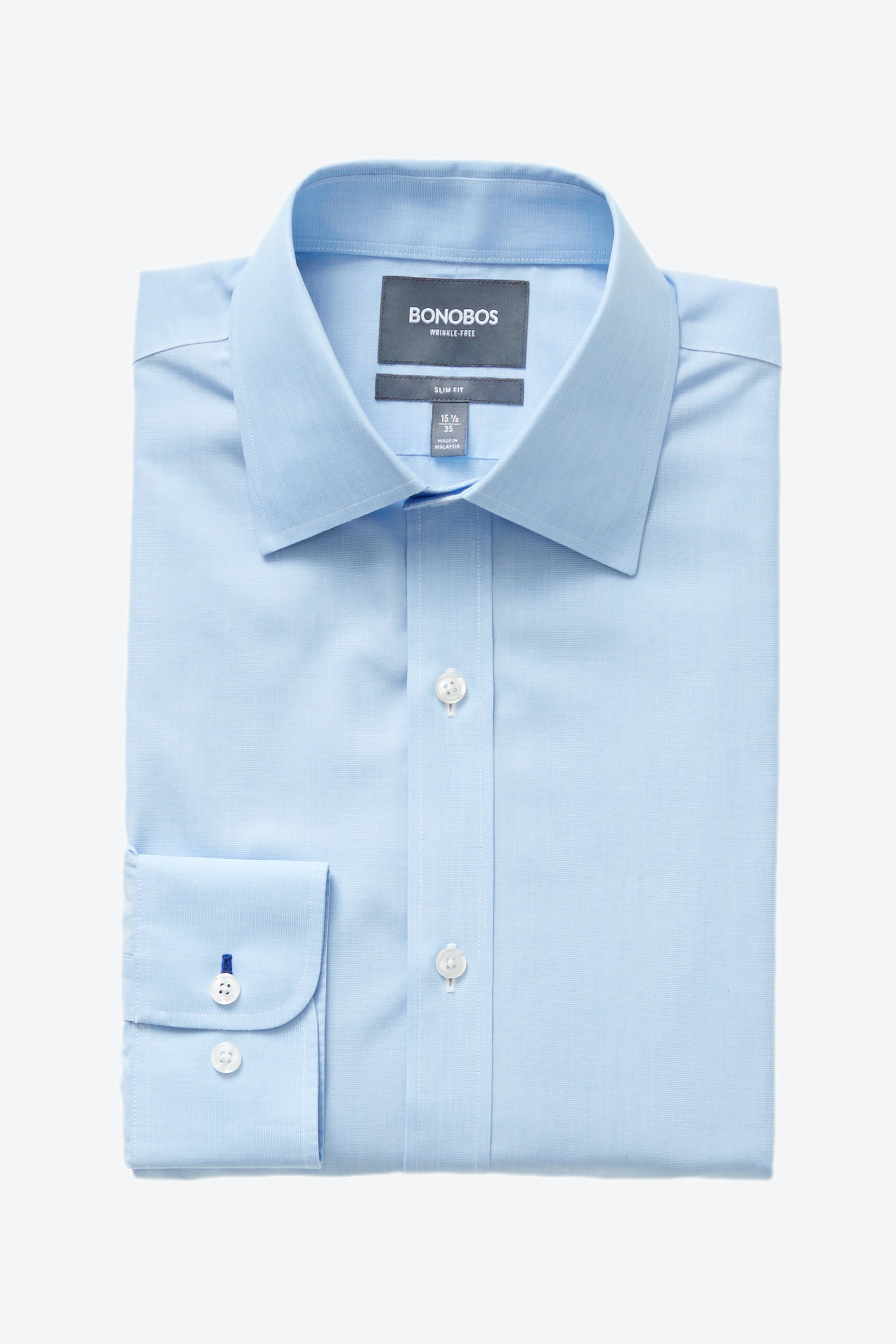 Daily Grind Wrinkle Free Dress Shirt Extended Sizes