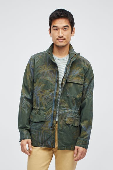 The Lightweight Field Jacket