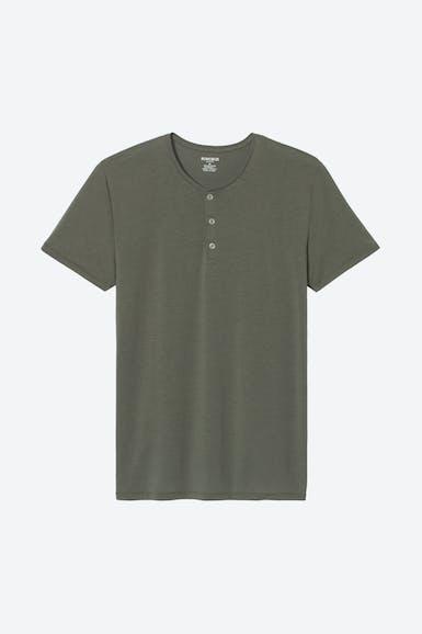 Jetsetter Short Sleeve Henley