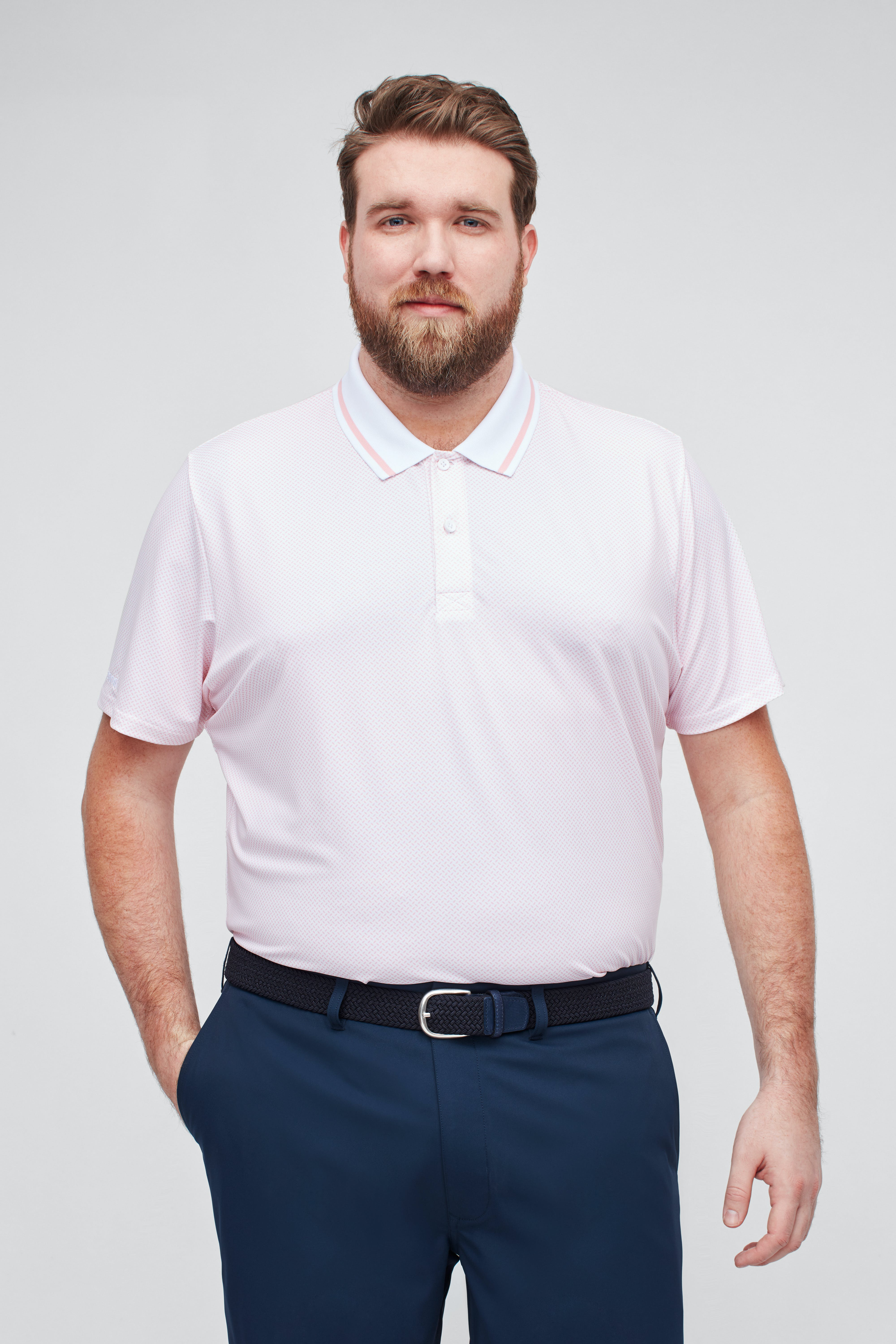 The Performance Golf Polo Extended Sizes