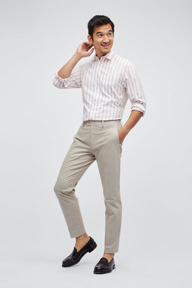 Italian Stretch Chinos