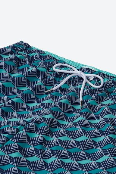 Riviera Recycled Swim Trunks
